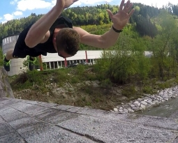 Bodyweight Staudammtraining