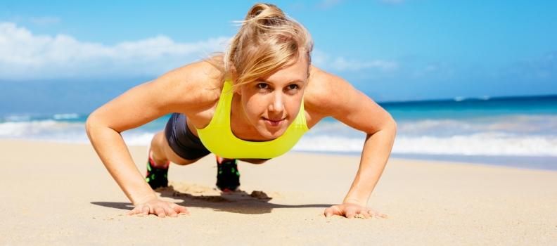 Kurz und Knackig- Das 20 Minuten Workout