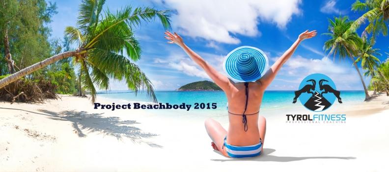 Tyrol Fitness Project Beachbody 2015