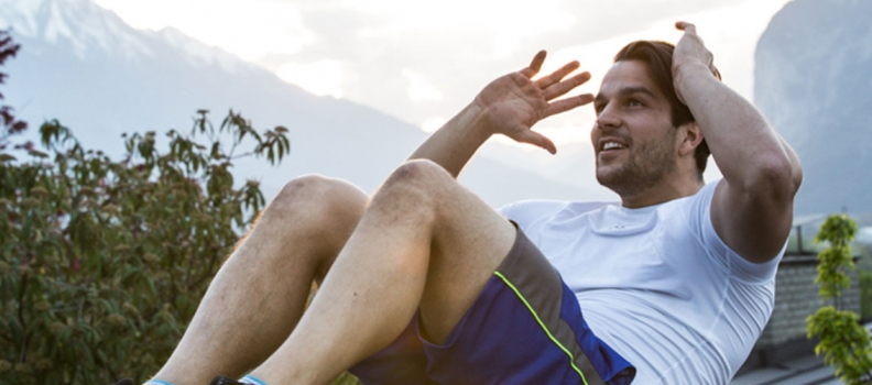 Top 3. Bauchmuskelübungen für Fortgeschrittene